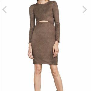 Bcbg cutout dress